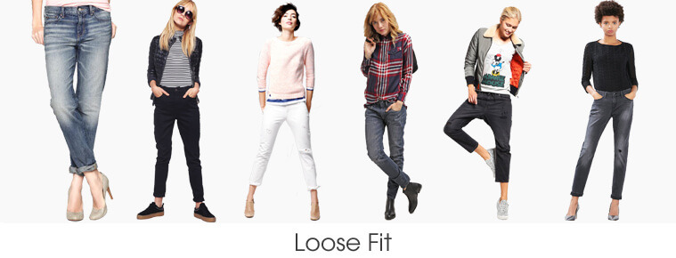 Loose Fit / Boyfriend