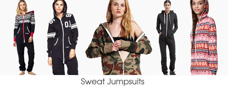 Sweat Jumpsuits