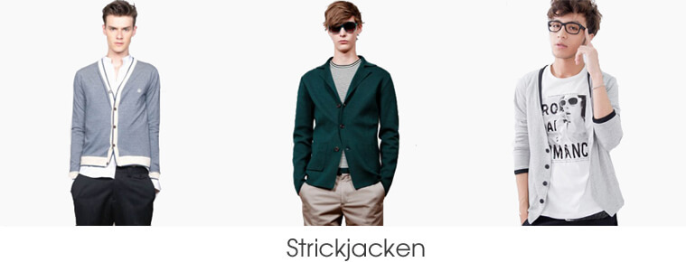 Strickjacken