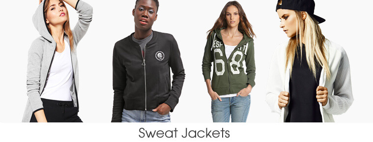 Sweat Jackets