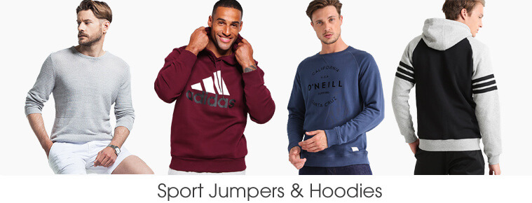 Sport Jumpers & Hoodies