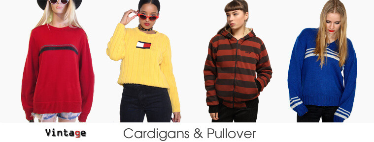Cardigans & Pullover