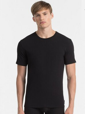 Calvin Klein - Mens FULL CUT Crew Neck Undershirt, made...