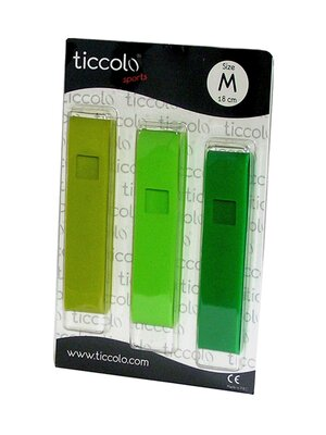Ticcolo - GREEN LINE exchange bracelets set - green -...