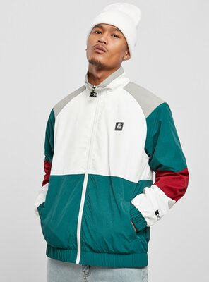 Starter - Mens COLOR BLOCK Retro Jacket...