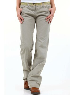 525 -  Ladies 25D1P401 2-Pocket Straight Leg Chino -...