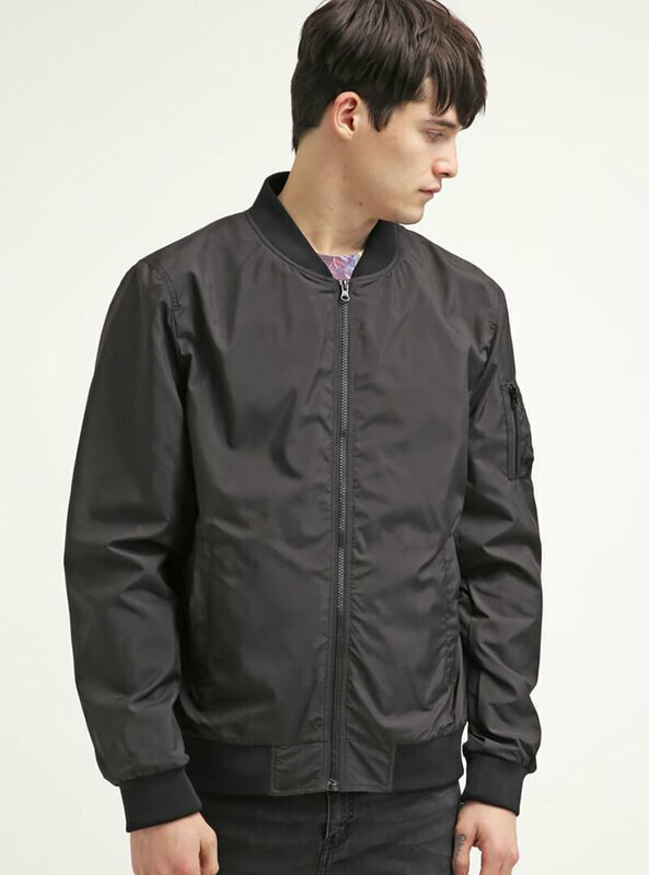 82bd0c4681748 LIGHT BOMBER Jacket of URBAN CLASSICS a classic for warm summer days ...
